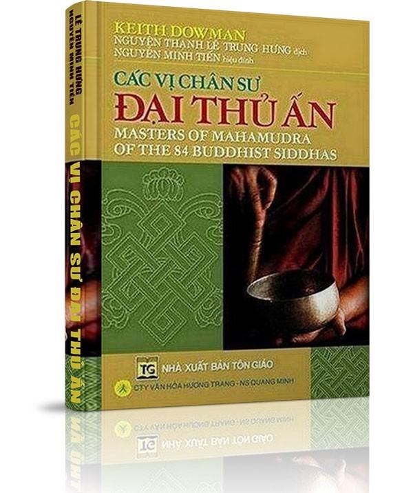 Các vị chân sư Đại thủ ấn - Đại sư thứ 36: Dharmapa - Kẻ không ngừng học hỏi