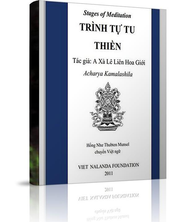 Trình tự tu Thiền - Trình tự tu Thiền