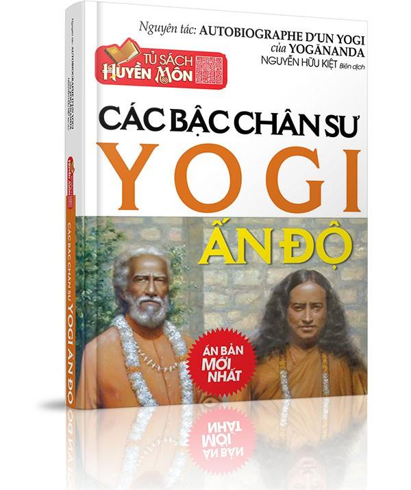Các bậc chân sư yogi Ấn Độ - LỜI GIỚI THIỆU
