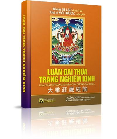 Đại Thừa Trang Nghiêm Kinh Luận - Quyển Bốn