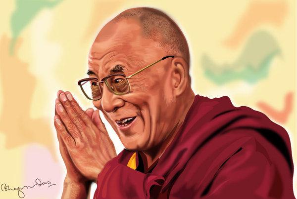 Mục đích của đạo Phật - Bài học từ sinh hoạt hằng ngày của đức Đạt Lai Lạt Ma