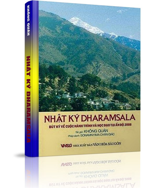 Nhật ký Dharamsala - Phần 3: Tu học tại Dharamsala  - 9. Ngày 20 tháng 2, 2008