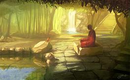Sử Dụng Thất Giác Chi (Thất Bồ Đề Phần) Trong Công Phu Môn Niệm Phật - Ánh sáng của con có thể tắt