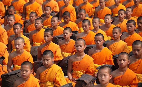 Sử Dụng Thất Giác Chi (Thất Bồ Đề Phần) Trong Công Phu Môn Niệm Phật - Thiện tri thức là bậc Phạm hạnh trọn vẹn