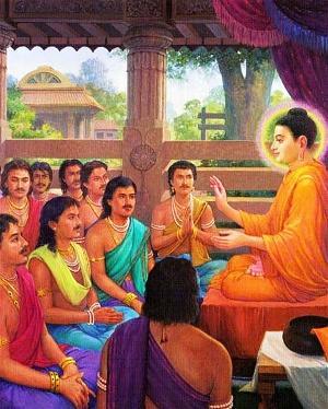 Tu học Phật pháp - Lòng ham muốn dẫn đến khổ đau