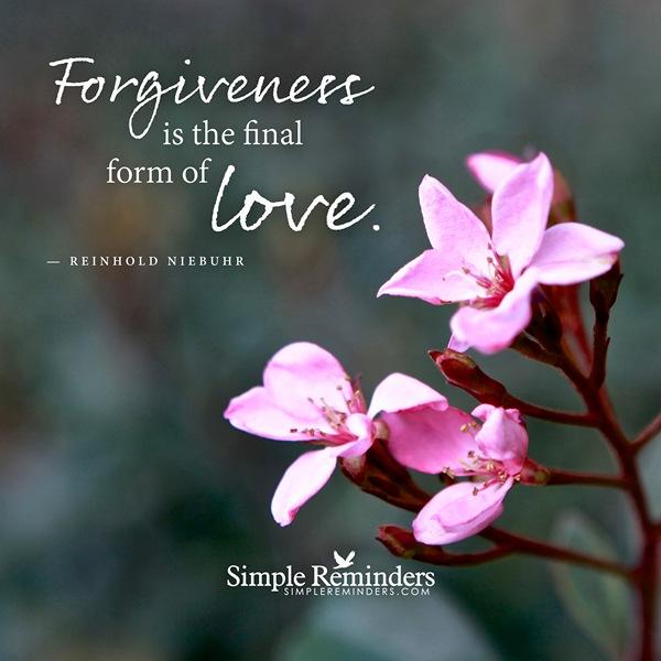 Bài viết, tiểu luận, truyện ngắn - Sức mạnh của sự tha thứ