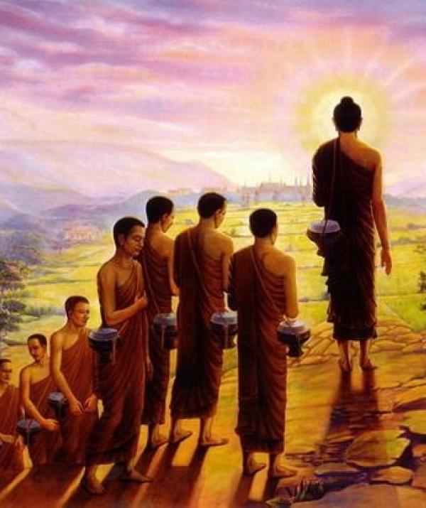 Bài viết, tiểu luận, truyện ngắn - Mục đích của đạo Phật
