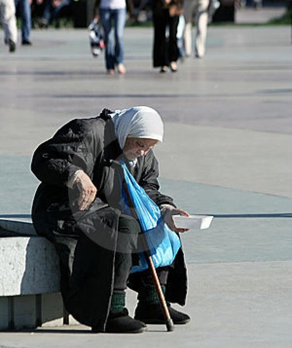 Bài viết, tiểu luận, truyện ngắn - Bà lão nghèo và ngài Thị trưởng