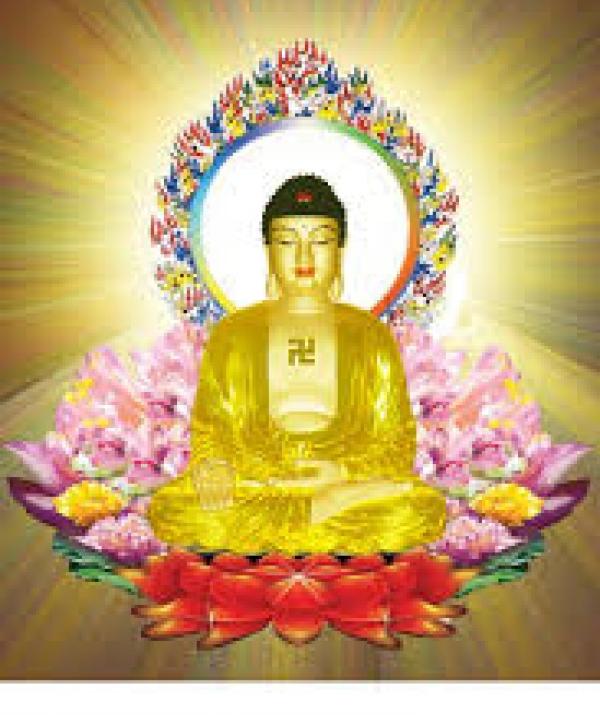Bài viết, tiểu luận, truyện ngắn - Pháp môn niệm Phật trong Kinh A-di-đà