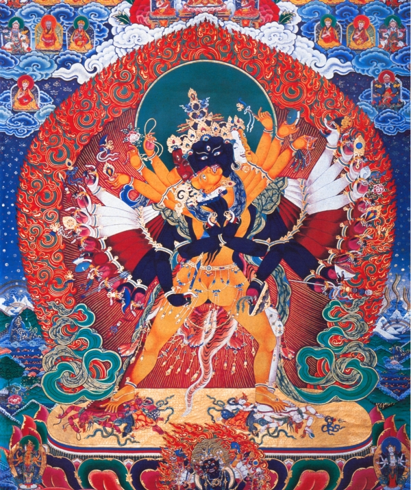 Tu học Phật pháp - Tư Tưởng Mật Tông Tây Tạng - Qua các huyền nghĩa của Đại thần chú OṀ MAṆI PADME HŪṀ