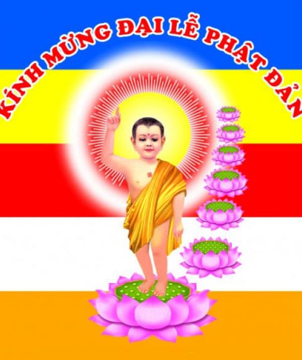 Bài viết, tiểu luận, truyện ngắn - PhápThoại Phật Đản - Phật Lịch 2561