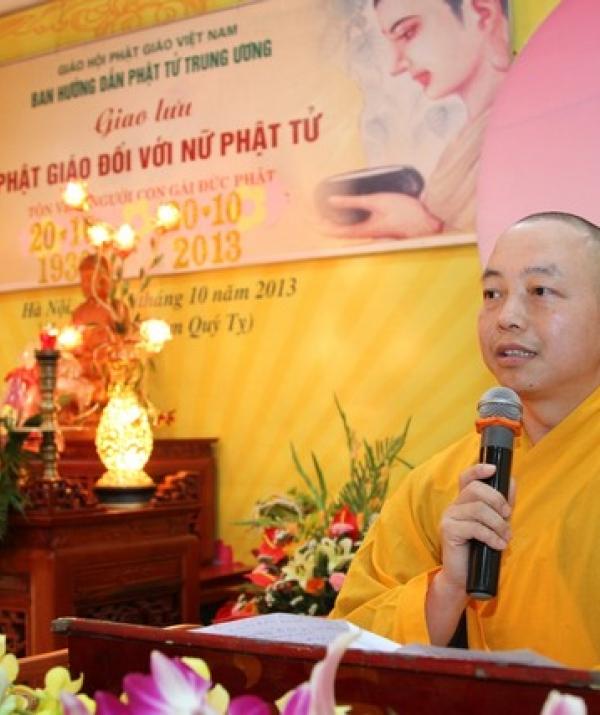 Tu học Phật pháp - Ngôi chùa ở cửa ngõ Thăng Long