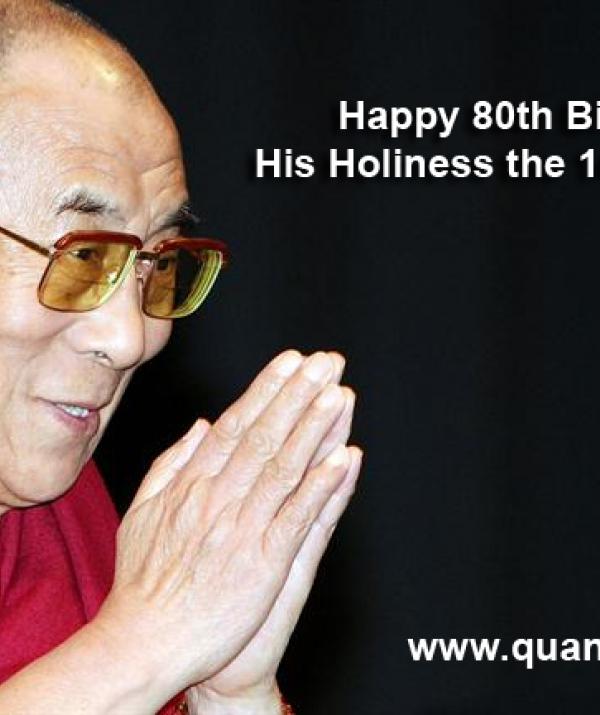 Mục đích của đạo Phật - SinhNhật Đức Đạt Lai Lạt Ma