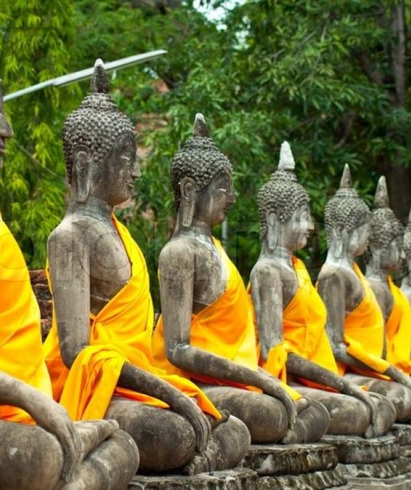 Bài viết, tiểu luận, truyện ngắn - Những Người Phật Tử Jubu