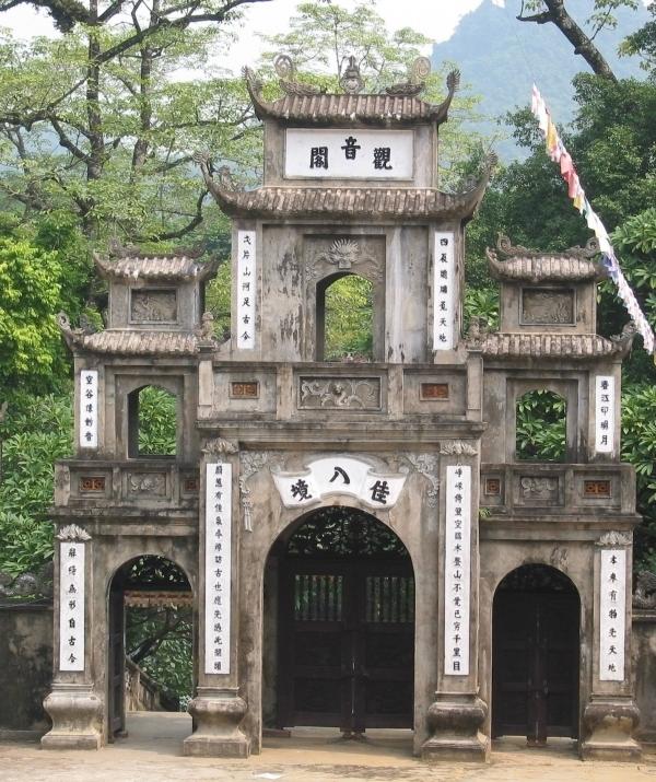 Bài viết, tiểu luận, truyện ngắn - Vị trí của một ngôi chùa