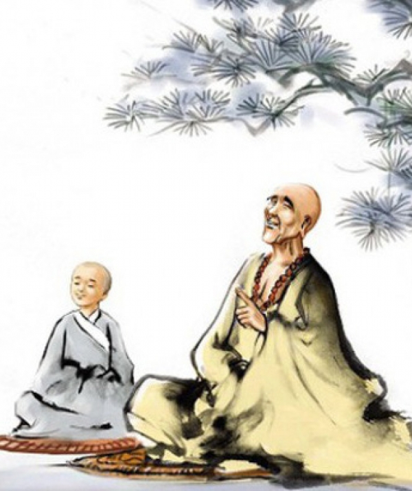 Sử Dụng Thất Giác Chi (Thất Bồ Đề Phần) Trong Công Phu Môn Niệm Phật - Ân sư và Tôn sư