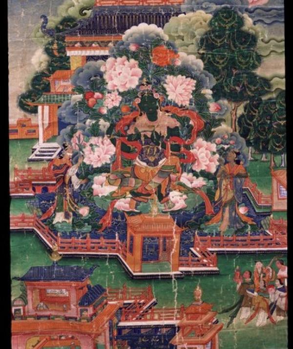 Bài viết, tiểu luận, truyện ngắn - Mật tông Tây Tạng và truyền thống tái sinh