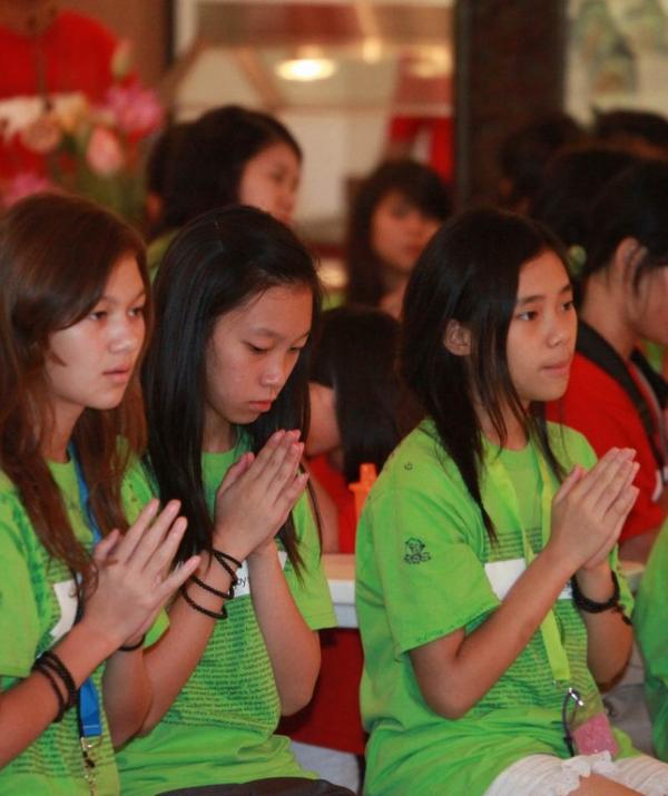 Tu học Phật pháp - Phật giáo và giới trẻ