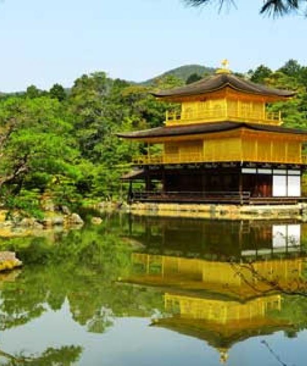 Sử Dụng Thất Giác Chi (Thất Bồ Đề Phần) Trong Công Phu Môn Niệm Phật - Nhật Bản: Những Ngôi Chùa Cổ Tích