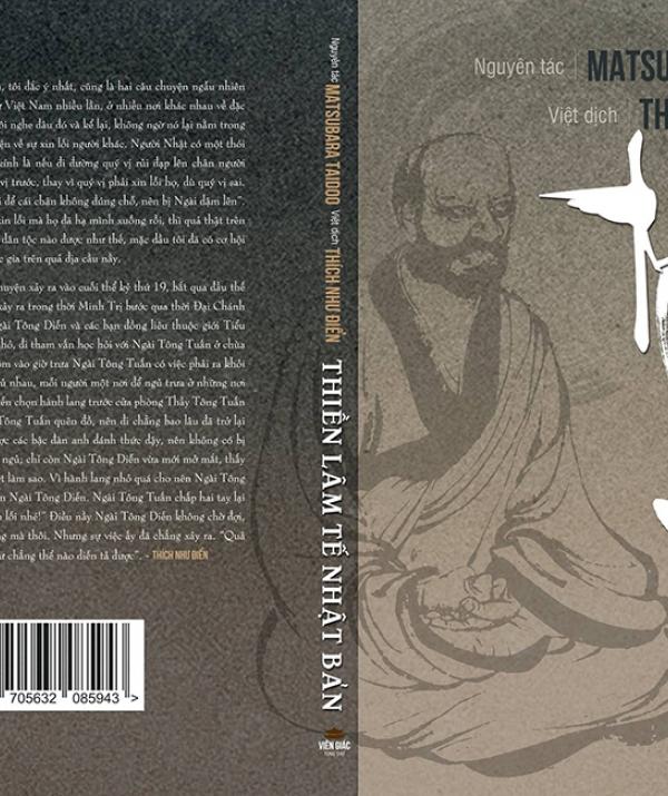 Bài viết, tiểu luận, truyện ngắn - Đọc sách Thiền Lâm Tế Nhật Bản qua Bản Dịch HT Thích Như Điển