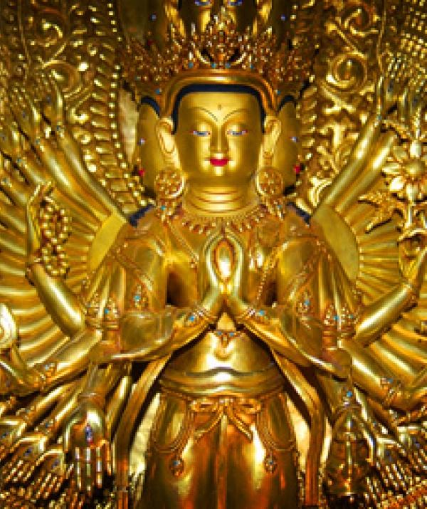 Sử Dụng Thất Giác Chi (Thất Bồ Đề Phần) Trong Công Phu Môn Niệm Phật - Tứ Thập Nhị Thủ Nhãn