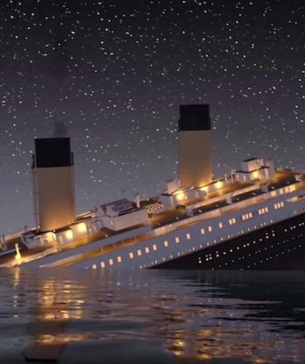 Bài viết, tiểu luận, truyện ngắn - Bài học từ vụ đắm tàu Titanic
