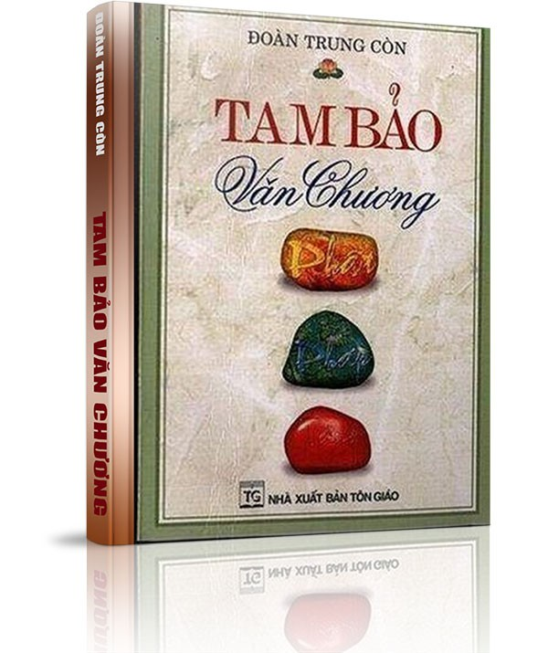 Tam Bảo văn chương - PHỔ KHUYẾN LÀM CHÙA