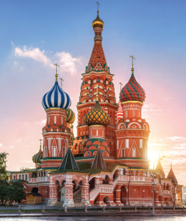 Bài viết, tiểu luận, truyện ngắn - Nước Nga bây giờ