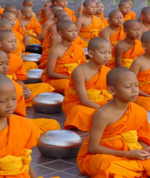 Sử Dụng Thất Giác Chi (Thất Bồ Đề Phần) Trong Công Phu Môn Niệm Phật - An cư và mãn hạ