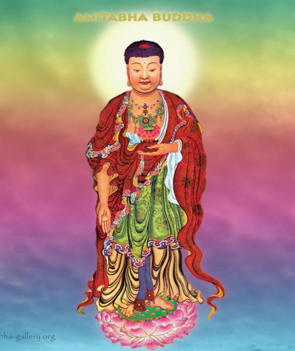 Bài viết, tiểu luận, truyện ngắn - Quang Thọ Vô Lượng của Phật A Di Đà