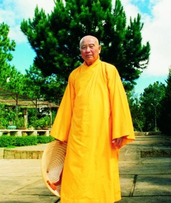 Bài viết, tiểu luận, truyện ngắn - Mừng sinh nhật thứ 95 Thiền sư Thích Thanh Từ