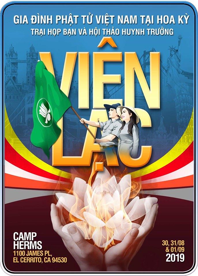 Bài viết, tiểu luận, truyện ngắn - Gia đình Phật tử Việt Nam tại Hoa Kỳ: Nhen thêm hy vọng thống nhất từ trại Viên Lạc