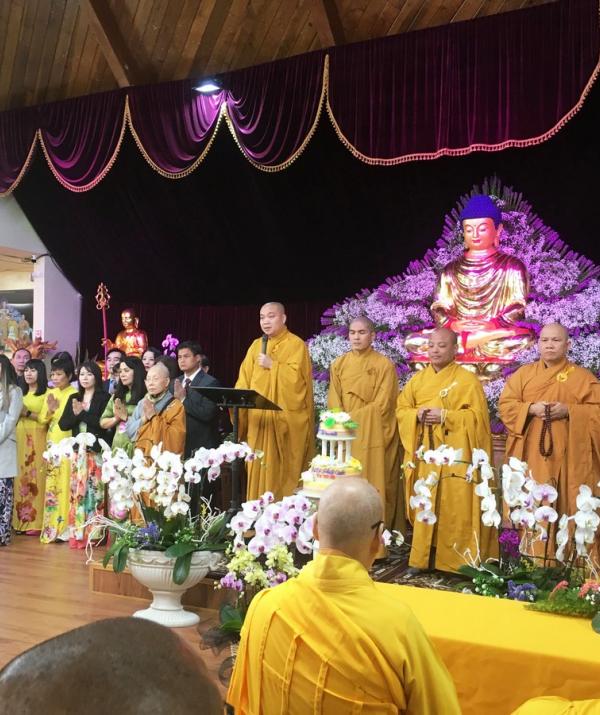 Bài viết, tiểu luận, truyện ngắn - Đại lễ mừng Thành Đạo và Ra mắt Đài truyền hình Bồ-đề Phật Quốc TV (băng tần 57.15)