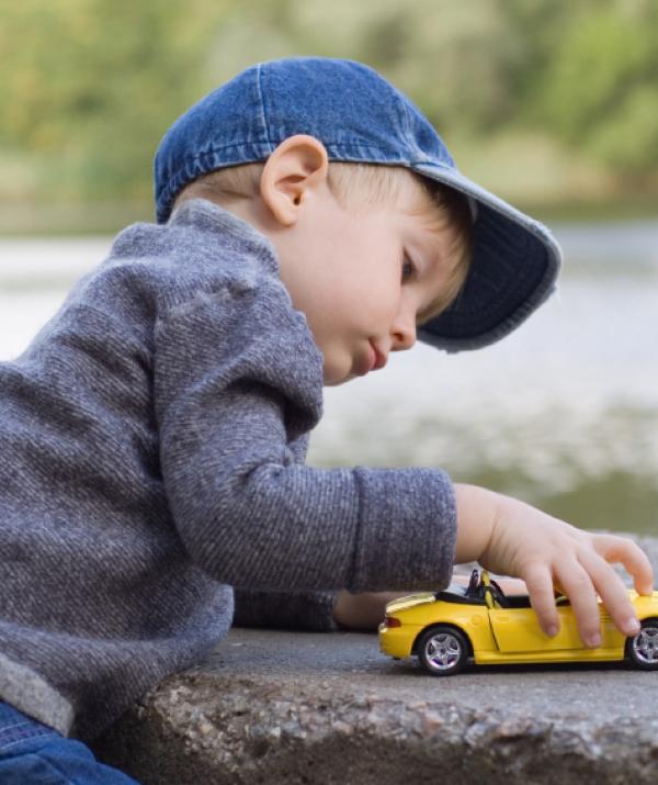 Bài viết, tiểu luận, truyện ngắn - Chiếc xe ô tô đồ chơi