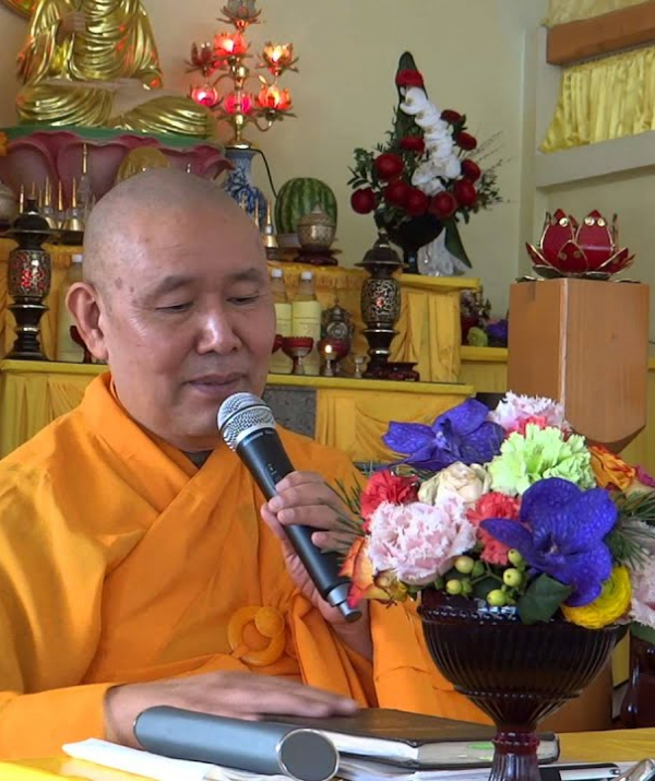 Văn học Phật giáo - Pháp thoại tại chùa Beel Low See Temple (Tỳ Lô Tự) Singapore