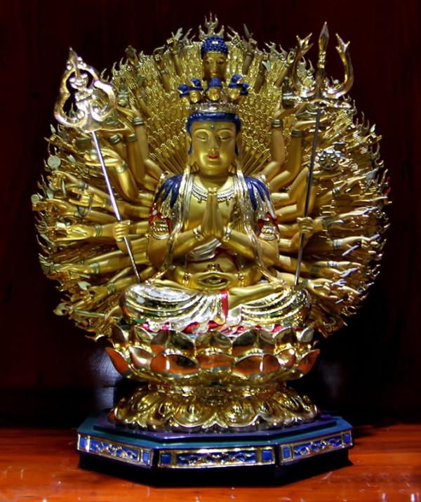 Văn học Phật giáo - Bài kệ tụng trước khi trì Chú Đại Bi