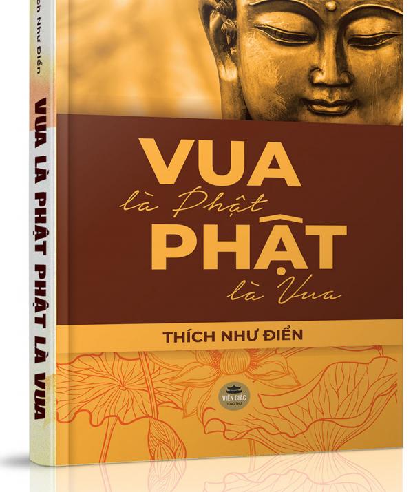Bài viết, tiểu luận, truyện ngắn - Điểm sách: Vua Là Phật, Phật Là Vua
