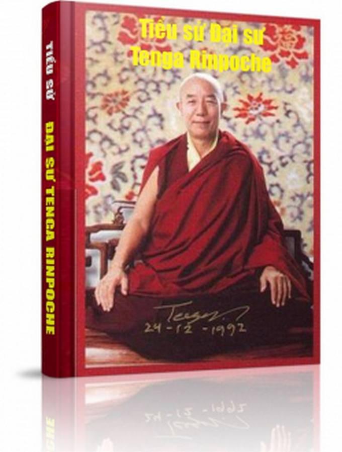 Sơ lược tiểu sử Đại sư Tenga Rinpoche