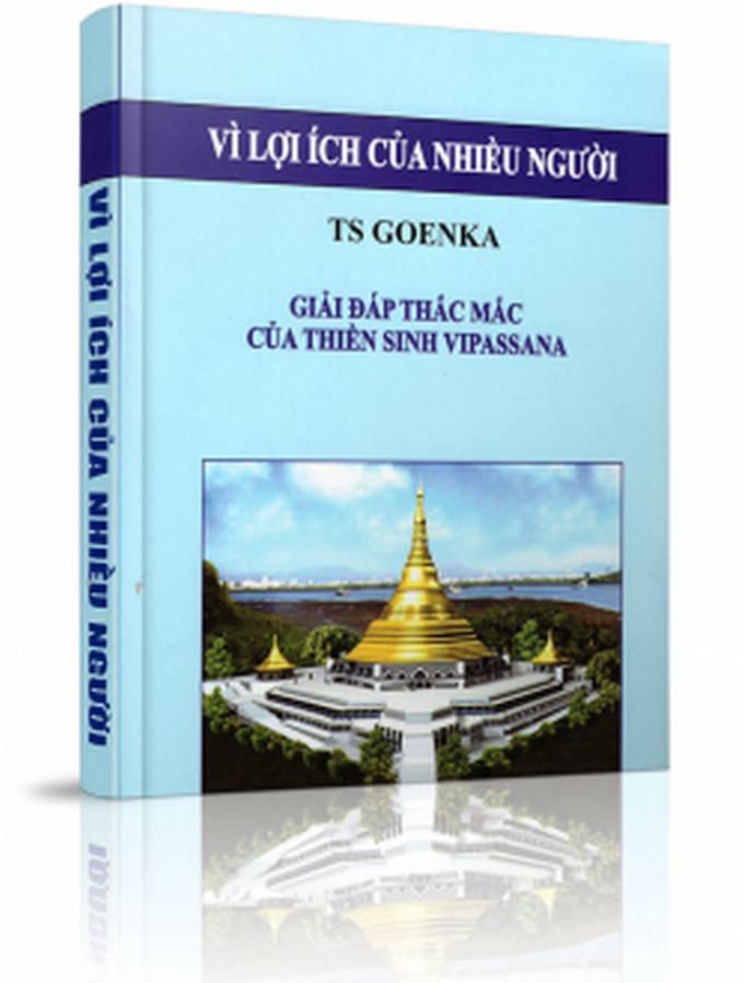 Cuộc họp hằng năm tại Dhamma Giri, Ấn Độ, ngày 10 tháng 1 năm 1998