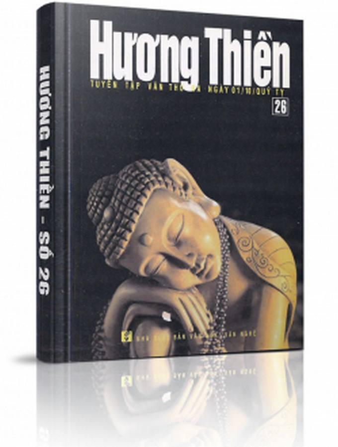 Tạp chí Hương Thiền số 26 - Nhiều tác giả