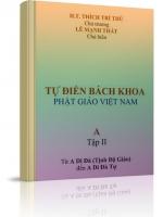 Từ điển bách khoa Phật giáo Việt Nam - Tập 2