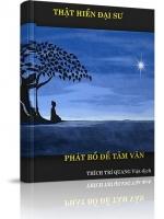 Phát Bồ-đề tâm văn