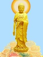 Phật khuyên chúng sinh cầu sinh Cực Lạc
