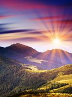 Buổi sáng bình yên trên Kim Sơn
