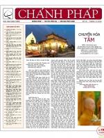 Nguyệt san Chánh Pháp số 19