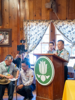 Diễn văn khai mạc Trại Họp Bạn và Hội thảo Viên Lạc