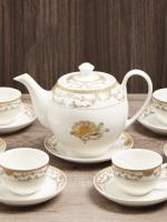 Bộ ly tách uống trà và những liên tưởng về Mẹ
