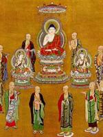 Xưng tán Thập Đại Đệ tử Phật