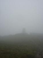 Bóng người trong sương mù